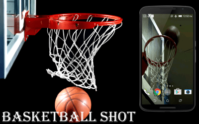 Basketball Shot Live Wallpaper - Android Apps on Google Play