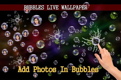 Photo Bubbles Live Wallpaper - Android Apps on Google Play