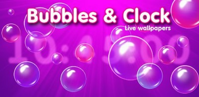 Bubbles & Clock live wallpaper - Android Forums at AndroidCentral.com