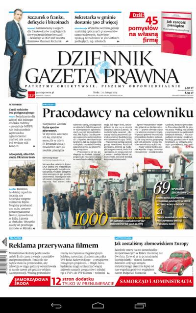 Dziennik Gazeta Prawna - Android Apps on Google Play