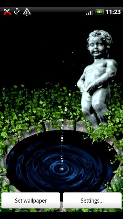 Funny Fountain Live Wallpaper - Android Apps on Google Play