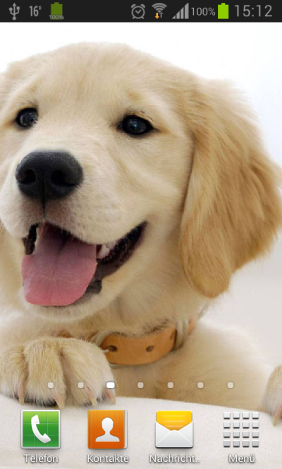 Puppies dogs live wallpaper - Android Apps on Google Play