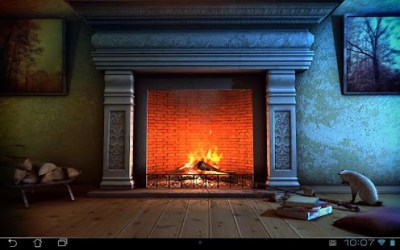 Fireplace 3D Pro lwp - Android Apps on Google Play