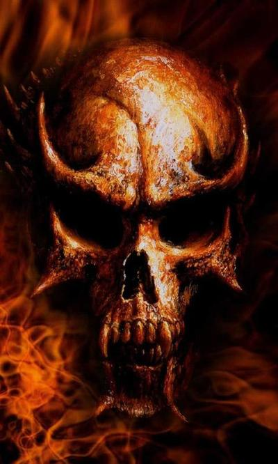 Fire Skulls Live Wallpaper - Android Apps on Google Play