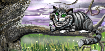 Cheshire Cat Live Wallpaper - Apps on Google Play