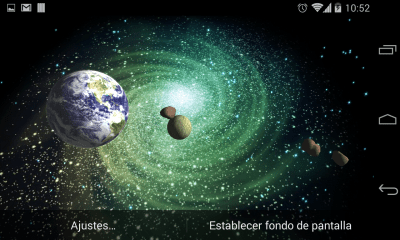 3D Galaxy Live Wallpaper Full - Android Apps on Google Play
