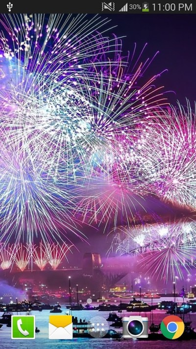 2018 Fireworks Live Wallpaper Free - Android Apps on Google Play