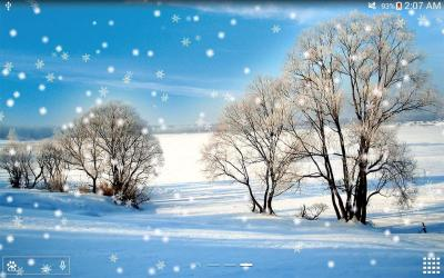 Winter-Schnee Live Wallpaper – Android-Apps auf Google Play