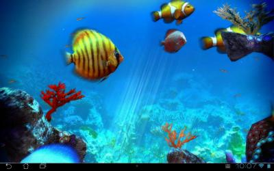 Tropical Ocean 3D LWP - Android Apps on Google Play