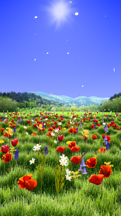 Spring Scene Live Wallpaper - Android Apps on Google Play