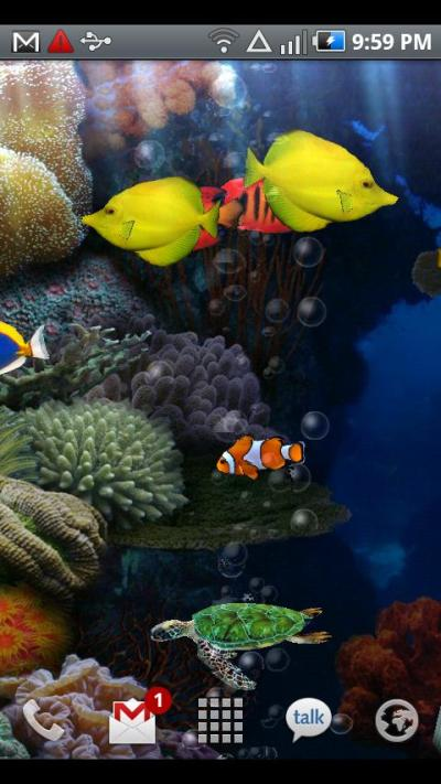 Aquarium Free Live Wallpaper - Android Apps on Google Play