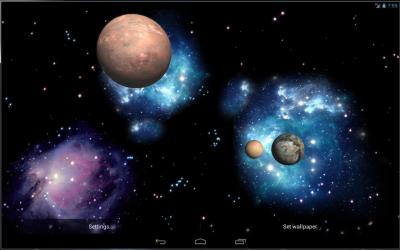 3D Space Live Wallpaper - Android Apps on Google Play