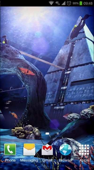 Atlantis 3D Pro Live Wallpaper - Android Apps on Google Play