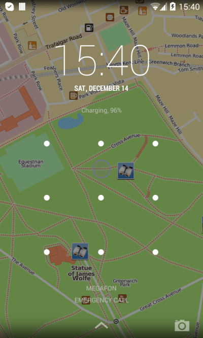 Map Live Wallpaper - App Android su Google Play
