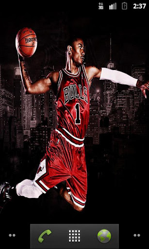 Chicago Bulls Live Wallpaper [Android] - Descargar Gratis