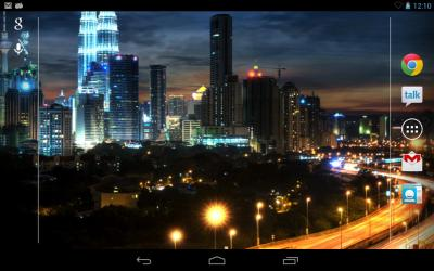 City at night live wallpaper apk free download : lipetand