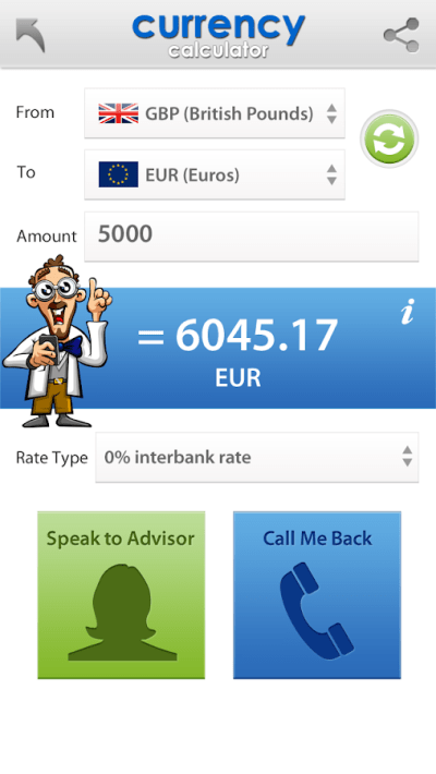 Free Currency Converter - Android Apps on Google Play
