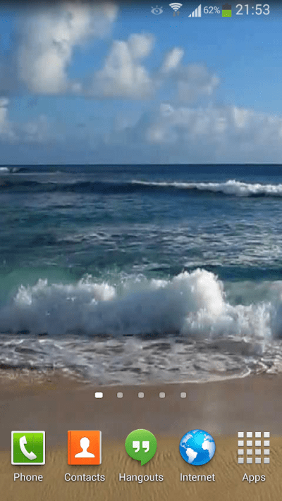 Ocean Waves Live Wallpaper 24 - Android Apps on Google Play