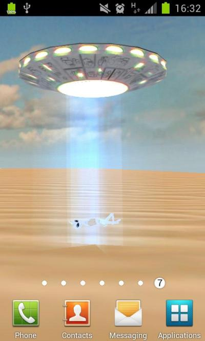 UFOS over Egypt Live Wallpaper - Android Apps on Google Play