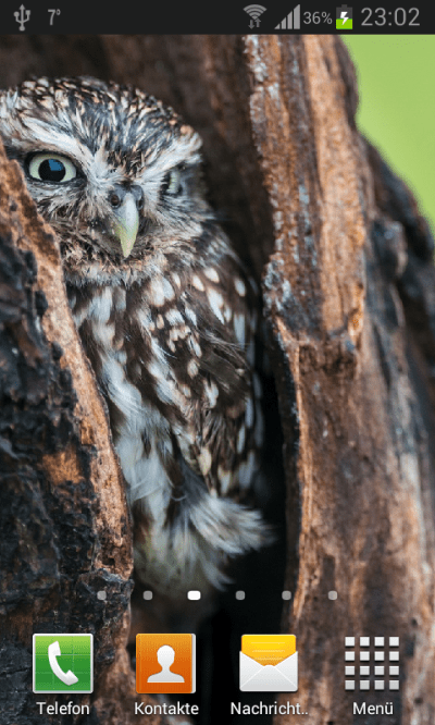 Owls Live Wallpaper - Android Apps on Google Play