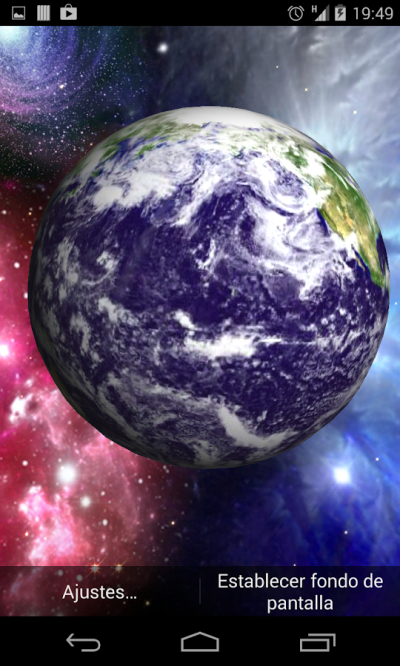 3D Earth Live Wallpaper - Android Apps on Google Play