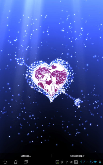 Hearts Live Wallpaper lite – Apps para Android no Google Play