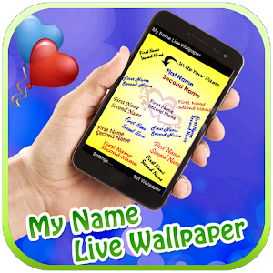 My Name Live Wallpaper for Android