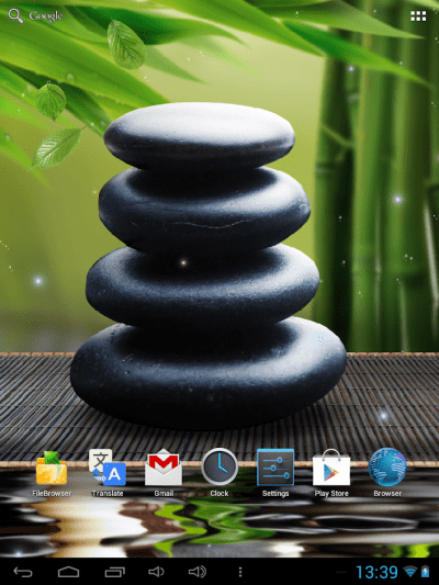 Zen Stones Live Wallpaper - Android Apps on Google Play