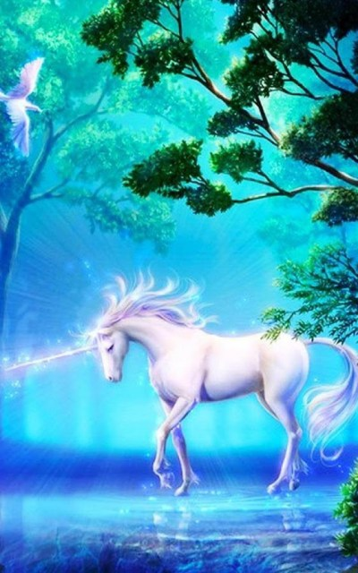 Unicorn Live Wallpaper - Android Apps on Google Play