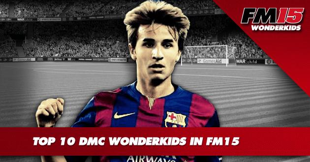 Top 10 Defensive Midfield Wonderkids in FM15