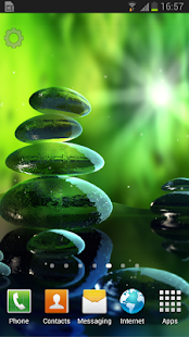 Green Zen Live Wallpaper - Android Apps on Google Play