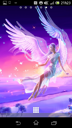 Download Angel Fairy 3D Live Wallpaper for PC