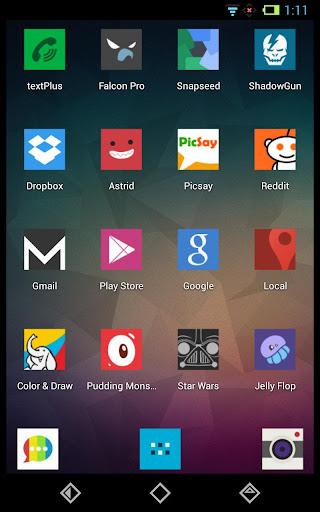 Free Paid Android Downloads: Minimal MIUI Go Apex Theme v3.1 APK