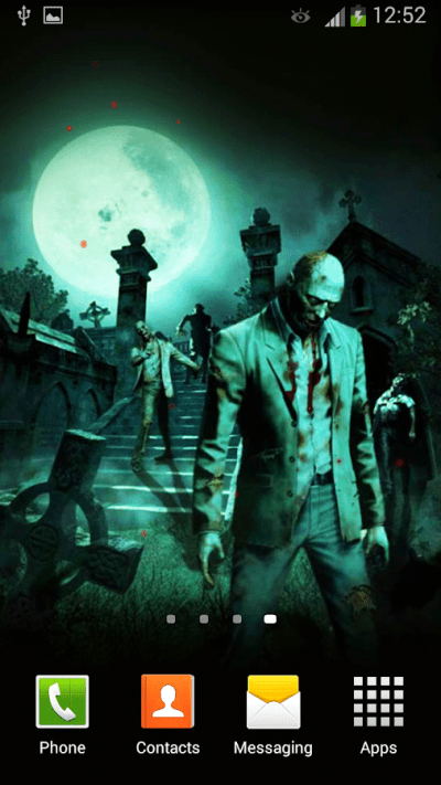 Zombies Live Wallpaper - Android Apps on Google Play