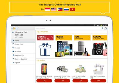 Lazada - Shopping & Deals - Android Apps on Google Play