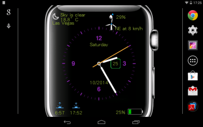 MyWatch Live Wallpaper - Android Apps on Google Play