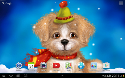 Cute Puppy Live Wallpaper - Android Apps on Google Play