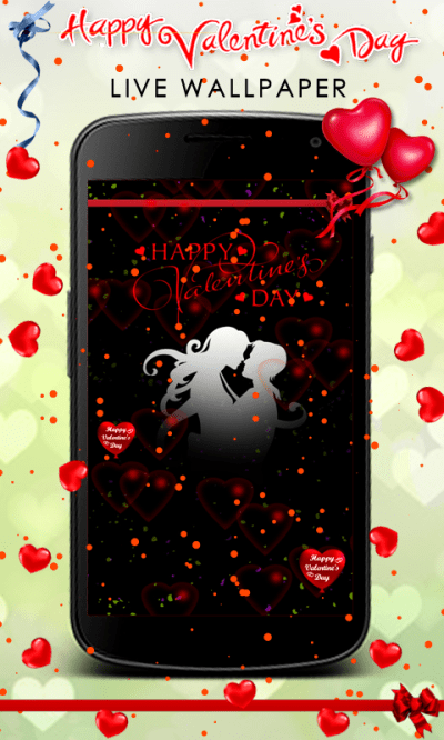 Valentine's Day Live Wallpaper - Android Apps on Google Play