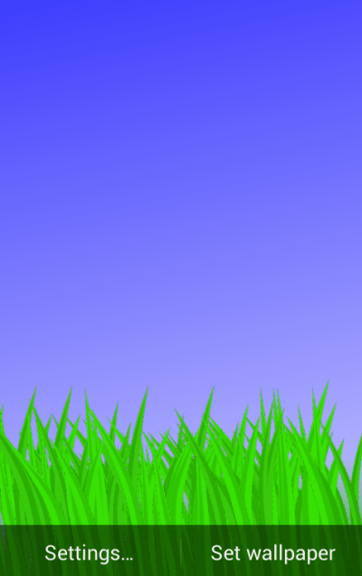 Breezy Grass Live Wallpaper - Android Apps on Google Play