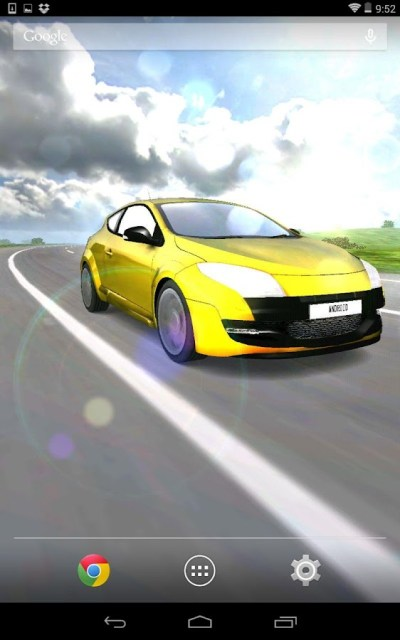 3D Car Live Wallpaper - Android Apps on Google Play