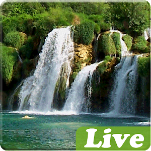 Waterfalls Live Wallpaper - Android Apps on Google Play