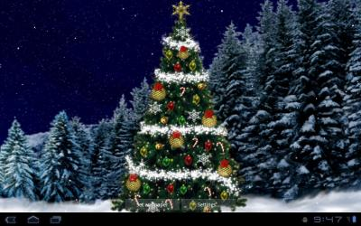 Christmas Tree Live Wallpaper - Android Apps on Google Play