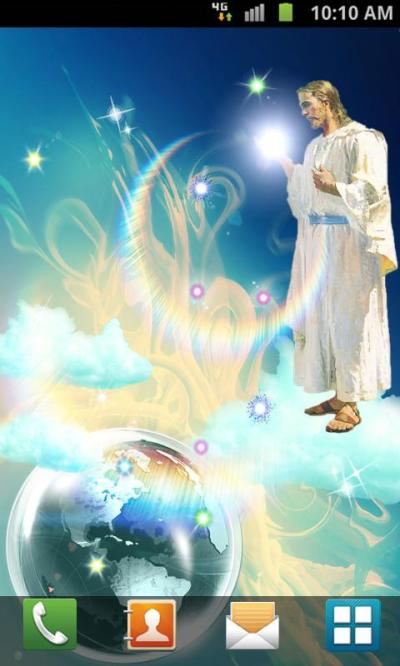 Jesus Live Wallpaper - Android Apps on Google Play