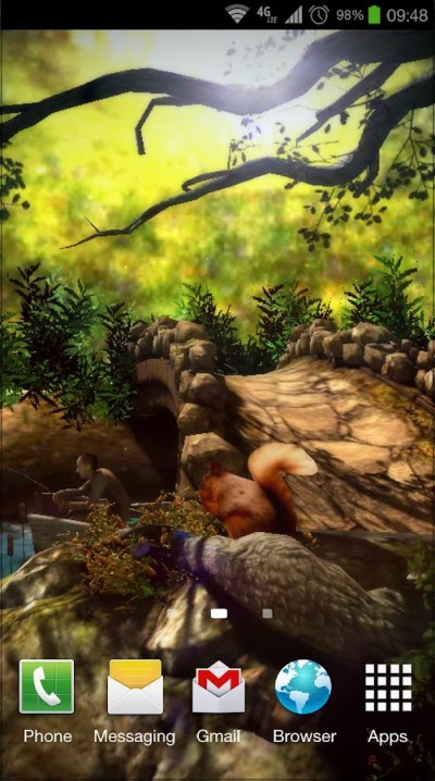Fantasy Forest 3D Free - Android Apps on Google Play