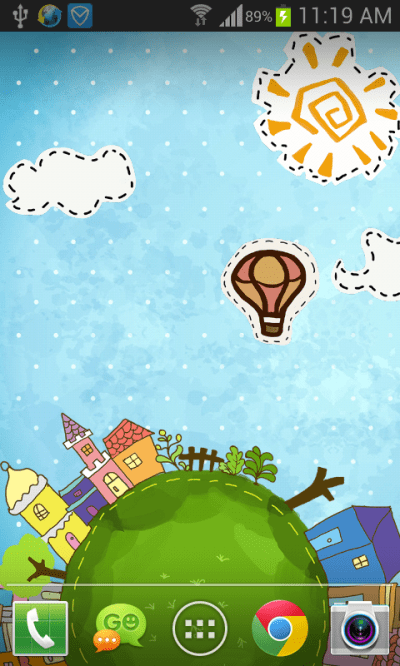 Cartoon City Live Wallpaper - Android Apps on Google Play