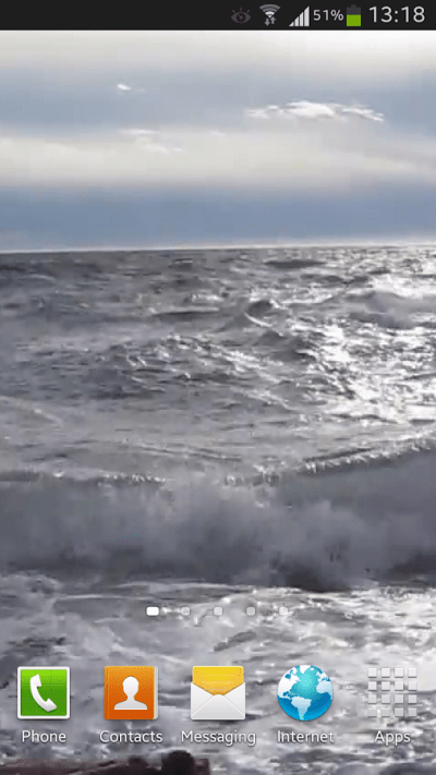 Ocean Waves Live Wallpaper HD - Android Apps on Google Play
