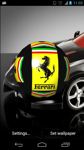Download Ferrari 3D Live Wallpaper Google Play softwares - aKDRxGhmJUXi | mobile9