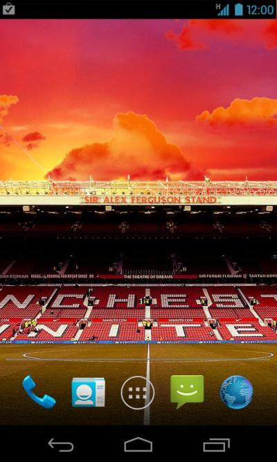 Man Utd Live Wallpaper - Android Apps on Google Play