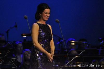Around the world with Irina: Angela Gheorghiu - O2 Arena London - 29.07.2011