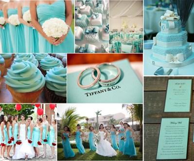 The Tiffany blue theme wedding ideas – lianggeyuan123
